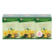 Australian by Nature Propolis 500mg 365 Capsules x 3 Pack