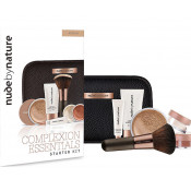 Nude by Nature Complexion Essentials Start up Kit Medium