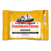 Fishermans Friend Aniseed Lozenges 25g