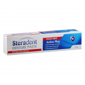 Steradent Active Plus Denture Paste 115g