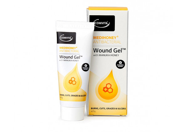 Comvita Medihoney Antibacterial Wound Gel 25g