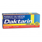 DAKTARIN ORAL GEL 2% 15G S3