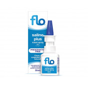 Flo Saline Plus Nasal Spray 30ml