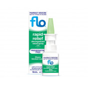 Flo Rapid Relief Nasal Spray 15ml