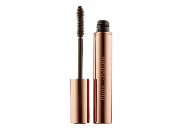 NUDE BY NATURE Allure Defining Mascara-Duo in braun