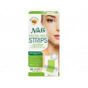 Nads Facial Wax Strips 20 Pack
