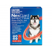 Nexgard Spectra Chewable for Dogs 30.1-60kg 6 Pack