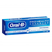 Oral B Toothpaste Pro-Health Advance Whitening 110g