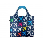 Loqi Shopping Bag Airport Collection Airplane