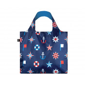 Loqi Shopping Bag Nautical Collection Classic