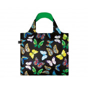 Loqi Shopping Bag Wild Collection Butterflies