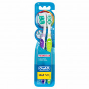 Oral B Toothbrush Fresh Clean Soft 2 Pack