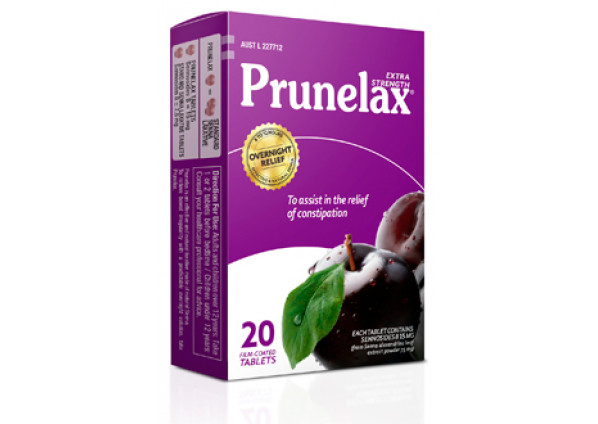 Prunelax Extra Strength Laxative 80 Tablets