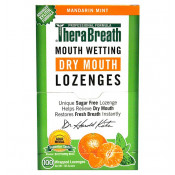 TheraBreath Lozenge Dry Mouth 100 Pack