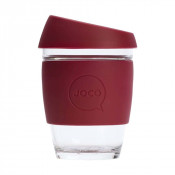 Joco 12oz Reusable Cup Ruby Wine