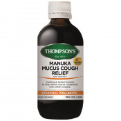 Thompsons Manuka Mucus Cough Relief 200ml