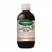 Thompsons Manuka Cough & Cold Relief 200ml
