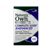 Natures Own Complete Sleep Advanced 30 Tablets