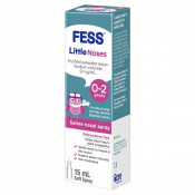 Fess Little Noses Saline Nasal Spray 15ml