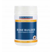 Ethical Nutrients MEGAZORB Bone Builder with Vitamin D Powder Chocolate 150g