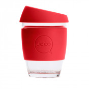 Joco 12oz Reusable Cup Red