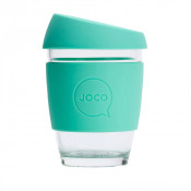 Joco 12oz Reusable Cup Vintage Green