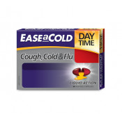 Ease a Cold Cough Cold & Flu Day Time 20 Capsules