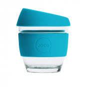 Joco 8oz Reusable Cup Blue