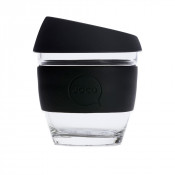 Joco 8oz Reusable Cup Black