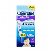 Clearblue Advanced Digital Ovulation Test Kit 10 Tests