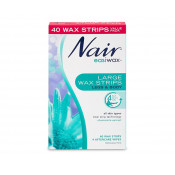 Nair Easiwax Large Wax Strips 40 Pack