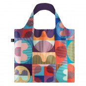 Loqi Shopping Bag Hvass & Hannibal Collection Grid