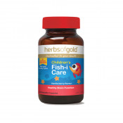 Herbs of Gold Childrens Fish-i Care 60 Capsules