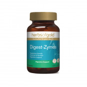 Herbs of Gold Digest-Zymes 60 Capsules