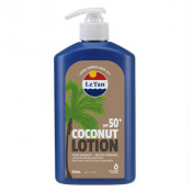 Le Tan SPF50+ Coconut Sunscreen Lotion 500ml