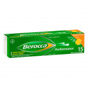 Berocca Performance Orange 15 Effervescent Tablets