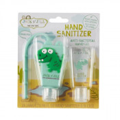 Jack n Jill Hand Sanitiser & Holder Dino 29ml