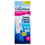 Clearblue Pregnancy Test Triple Check 3 Pack