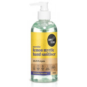 Simply Clean Lemon Myrtle Hand Sanitiser 250ml