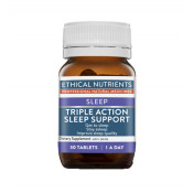 Ethical Nutrients SLEEP Triple Action Sleep Support 30 Tablets
