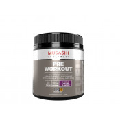 Musashi Pre Workout Purple Grape Flavour 225g