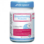 Life-Space Probiotic for Breastfeeding 50 Capsules