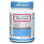 Life-Space Urogen Probiotic for Women 60 Capsules