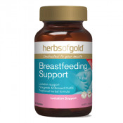 Herbs of Gold Breastfeeding Support Double Strength 60 Tablets