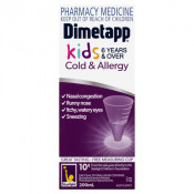 Dimetapp Kids Cold & Allergy 6 Years & Over 200ml