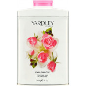 Yardley Perfumed Talc English Rose 200g