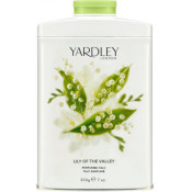 Yardley Perfumed Talc Lily of the Valley 200g
