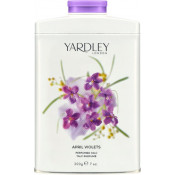 Yardley Perfumed Talc April Violets 200g