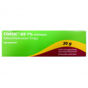 CORTIC-DS OINT 1% 30g