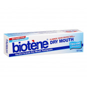 Biotene Dry Mouth Relief Fluoride Toothpaste Fresh Mint 120g